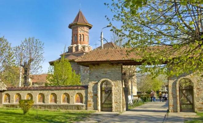 Biserica si Curtea Domneasca din orasul Bacau - wikimapia