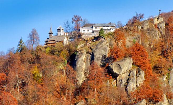 Manastirea Cetatuia Negru Voda din comuna Cetateni - cjarges