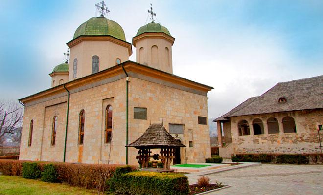 Manastirea Negru Voda din orasul Campulung Muscel - dan calin