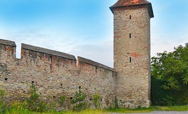 Turnul Studentului din orasul Sebes - flickr