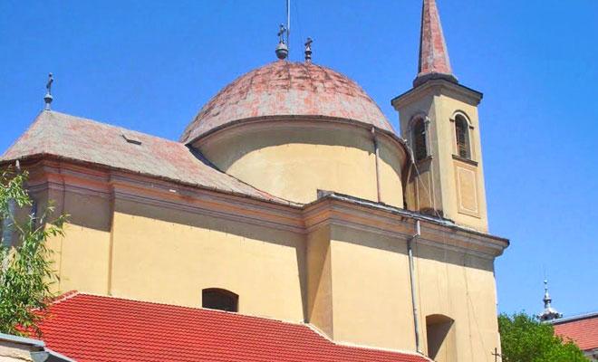 Biserica Ordinului Miseri din orasul Oradea - panoramio
