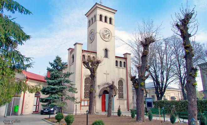 Biserica Romano Catolica din orasul Braila - dan calin