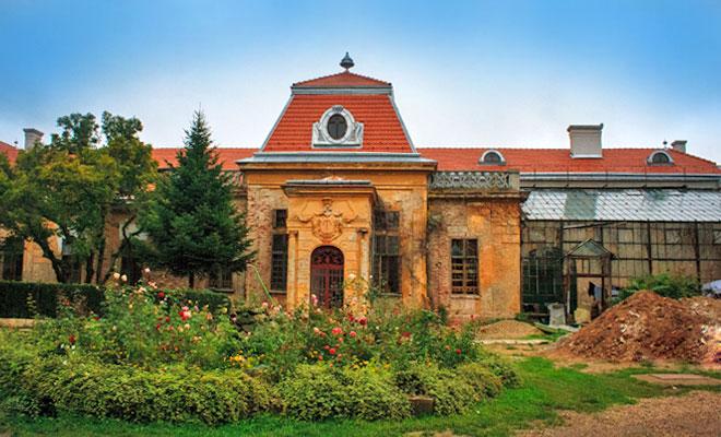 Castelul Stubenberg din orasul Sacuieni - bihorinimagini