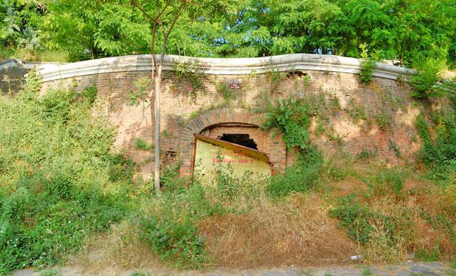 Cetatea Brailei din orasul Braila - brailapebune