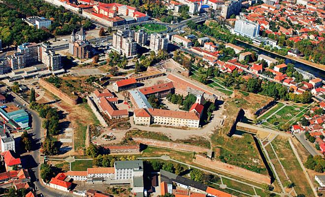 Cetatea Oradea din orasul Oradea - flickr