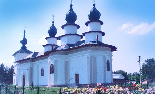 Manastirea Agafton din comuna Curtesti - flickr