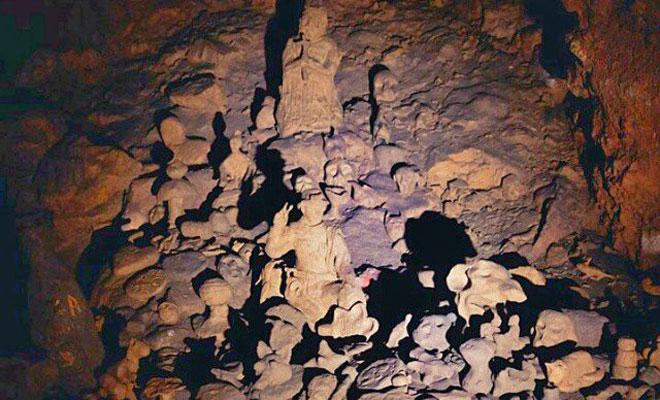 Pestera Batranului din comuna Suncuius - flickr