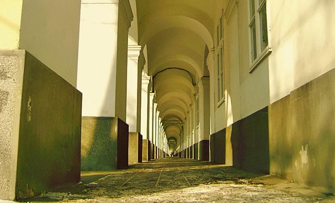 Sirul Canonicilor din orasul Oradea - flickr