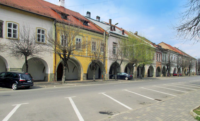 Sugalete din orasul Bistrita - flickr