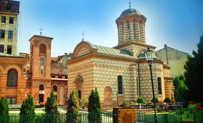 Biserica Domneasca Sfantul Anton din