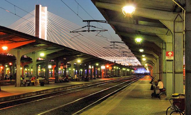 Gara de Nord din București « LocuriDinRomania.ro