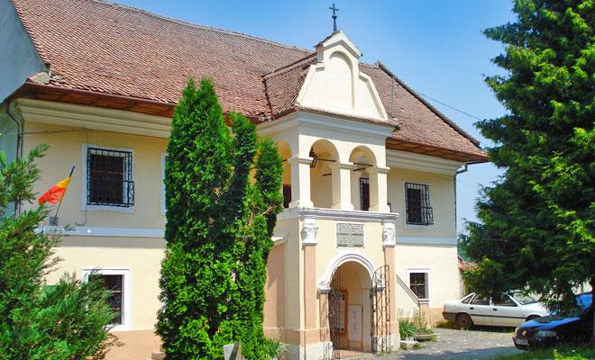 Prima Scoala Romaneasca din orasul Brasov - flickr
