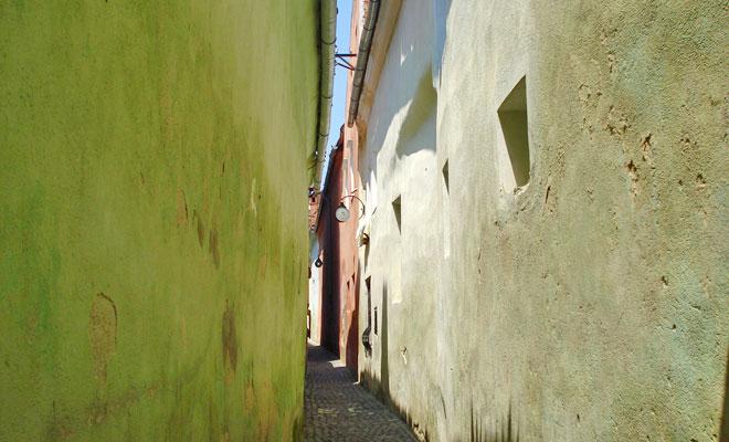 Strada Sforii din orasul Brasov - flickr