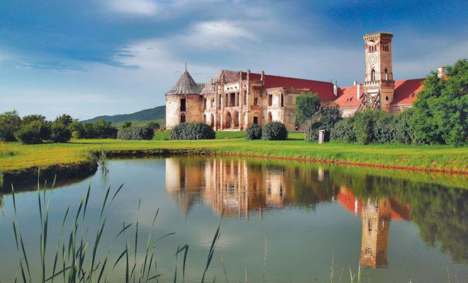Castelul Banffy din comuna Bontida