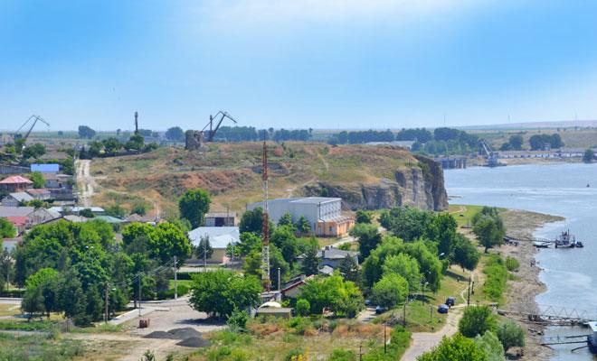 cetatea-carsium-din-orasul-harsova