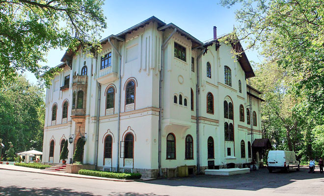 palatul-barbu-stirbei-din-orasul-buftea-wikimedia