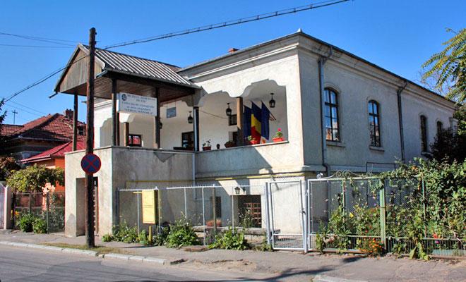Casa Vergu Manaila din orasul Buzau - citbuzau