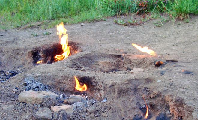 Focurile Vii de la Lopatari din comuna Lopatari - oltenitainfo
