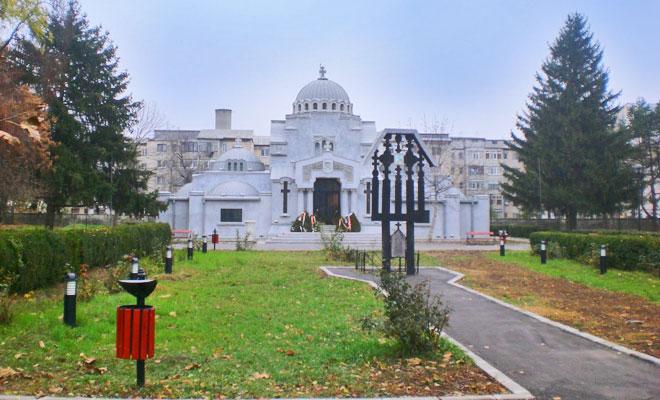Mausoleul din orasul Focsani - blogspot