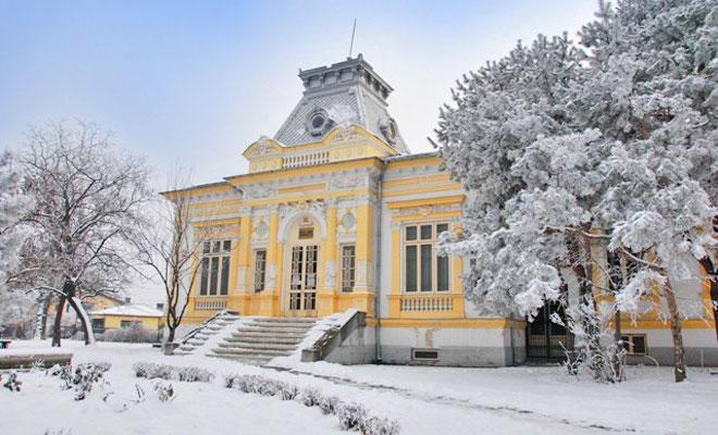 Muzeul de Istorie si Arheologie din orasul Focsani - bimturism