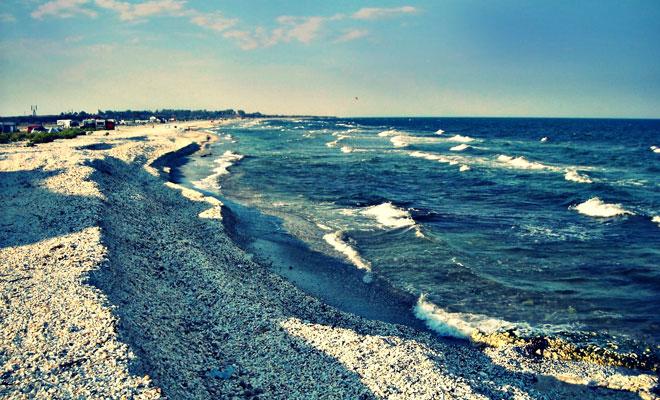 Plaja Vadu din comuna Corbu judetul Constanta - flickr