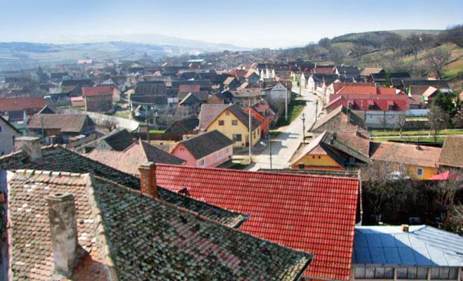 Statiunea Ocna Sibiului din orasul Ocna Sibiului judetul Sibiu - flickr