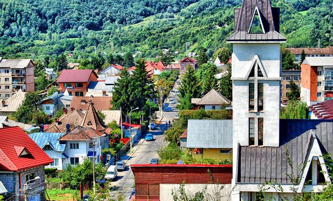 Statiunea Pucioasa din orasul Pucioasa judetul Dambovita - flickr