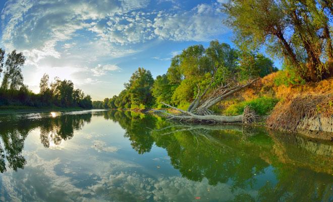 Delta Dunarii din judetul Tulcea