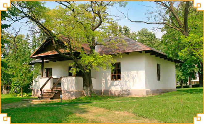Obiective-turistice-din-judetul-Botosani---Casa-memoriala-Mihai-Eminescu
