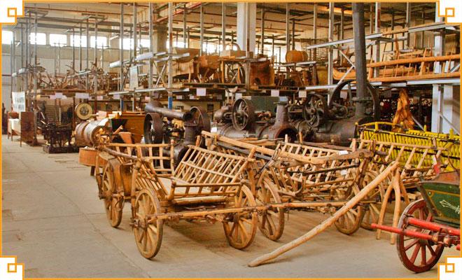 Obiective-turistice-din-judetul-Ialomita---Muzeul-National-al-Agriculturii