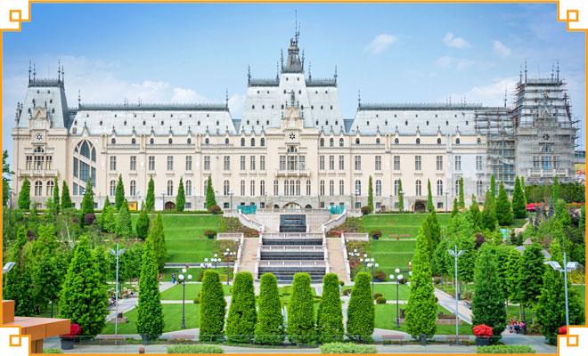 Obiective-turistice-din-judetul-Iasi---Palatul-Culturii-Iasi