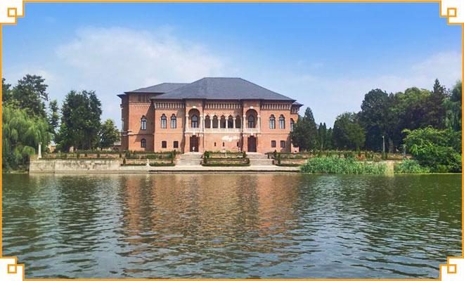Obiective-turistice-din-judetul-Ilfov---Palatul-Mogosoaia