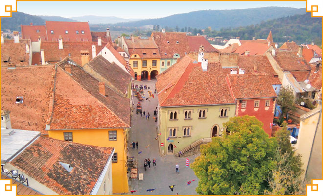 Obiective-turistice-din-judetul-Mures---Cetatea-Sighisoara