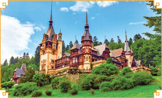 Obiective-turistice-din-judetul-Prahova---Castelul-Peles