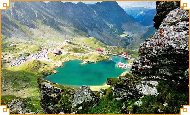 Obiective-turistice-din-judetul-Sibiu---Balea-Lac