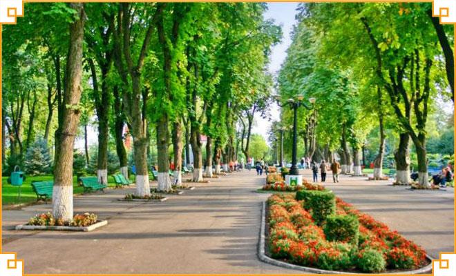 Obiective-turistice-din-judetul-Vaslui---Parcul-Copou