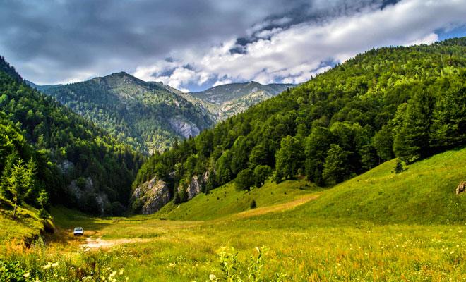 Parcul National Retezat din judetul Hunedoara - flickr