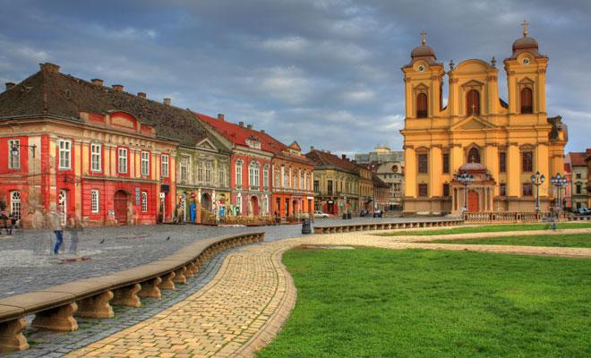 Catedrala-Sfantul-Gheorghe-din-orasul-Timisoara,-judetul-Timis