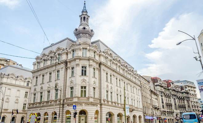 Grand-Hotel-Continental din-Bucuresti