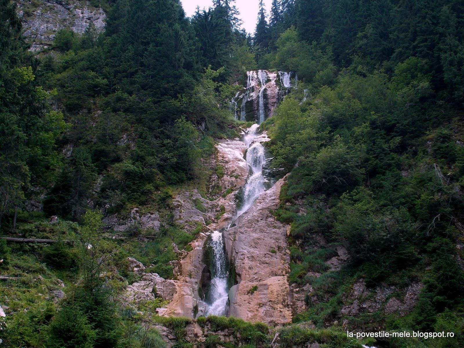cascade din Romania